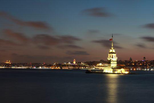 İstanbul ve Ben…